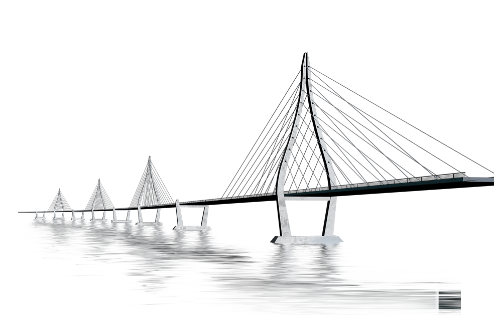 pont architecture moderne
